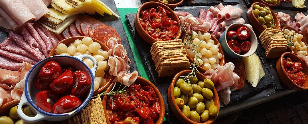 Gourmet Sharing Boards